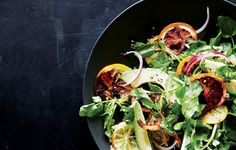 When you can't eat another piece of braised meat, these winter salad ideas will inject a little lightness and brightness into your repertoire (thanks, citrus!).