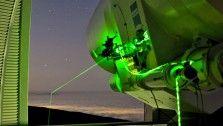 Laser beams-Teletransportation