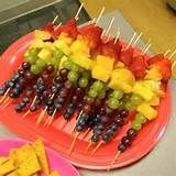 Fruit Tray | Heart of a Country