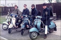 This makes me want to warch Quadrophenia again.