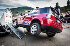 Land Rover Freelander, off-road parkur Dajbych, Krkonoše, Pec pod Sněžkou, Horská Výzva