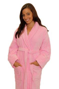 Velour Shawl Bathrobe from Cotton Age Bath Robes For Women 14e491e7b