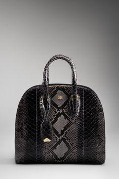 57172ca3bd Medium holdall bag in full phyton. Pinned by Miranda Cady