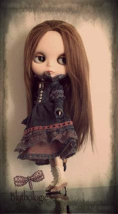 Blythe Victorian Dress Set. by Blythologie on Etsy, $54.00
