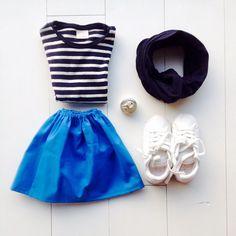 Cool blue just for you  #zara #combineerhet #combineerhet #zara