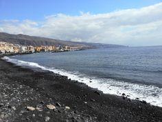 Panorámica en Tenerife