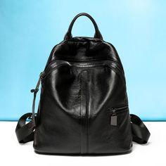 Mochila de cuero con Mickey para colegios bolsos de viaje mujer [VL10505] - €66.38 : bzbolsos.com, comprar bolsos online
