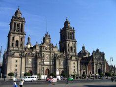 esta es una iglesia en la ciudad de México