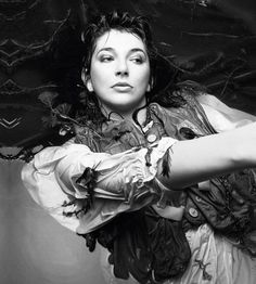 "Kate Bush - Hounds of Love Poster "" . Kate Bush was no One Hit Wonder. She was not just a singer, but a performer in the full sense of the word. Hounds Of Love, Women In Music, Portraits, The Nines, Female Singers, My Favorite Music, Record Producer, Music Artists, Guitars"