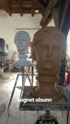 #statue #sculp #Aleksandros