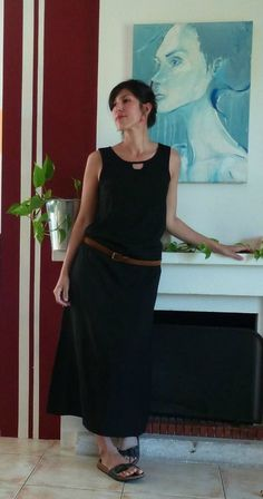 Une autre superbe robe Datura par Pétrouchka