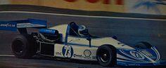 Klaus Ludwig - March 762 Hart - Willi Kauhsen Racing Team - X Deutschland Trophäe - Jim Clark Gedächtnisrennen - 1976 European Formula 2 Championship, Round 1