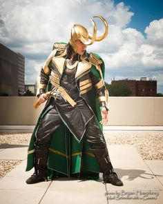 Loki (Avengers 2012) - Sithcamaro.com: Specializing in costume reproductions and one-of-a-kind fashion