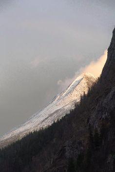 mountain....