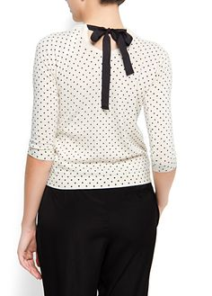 Cool polka dot shirt