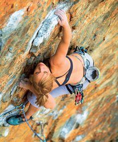 rock climbing <3 vanessa compton <3 <3