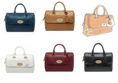 New mulberry bag, Del Rey