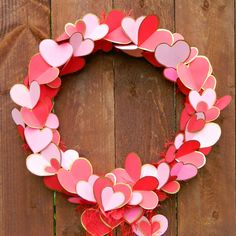 I have a confession to make.....I don't like decorating for Christmas, but for some reason decorating for Valentine's Day is my THING! I...