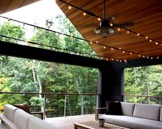 Porch Modern Porch Design, Pictures, Remodel, Decor and Ideas - page 6