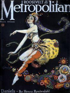 Metropolitan : Willy Pogany 1916