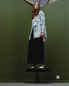 WE ARE THE FACES — Clothing collection - Anny Wang