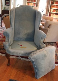 HOUSEography: DIY Upholstery Cleaning