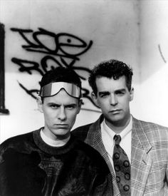 Pet Shop Boys - Chris Lowe & Neil Tennant [pinned on August Pet Shop Boys, Boy Pictures, Boy Photos, Chris Lowe, Neil Tennant, Tenacious D, Boy Music, British Invasion, Tecno