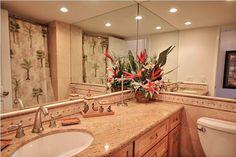 Kahana Reef #1380106 | Maui Hawaii Vacations Updated Bathroom