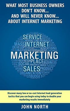 What Most Business Owners Don't Know...And Will Never Know...About Internet Marketing. by John North, http://www.amazon.com/dp/B00MMI4Y96/ref=cm_sw_r_pi_dp_2Sjbub0TYDMXP