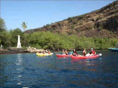 South Kona - Kealakekua Bay Snorkel-Kayak Trip. 2nd favorite snorkel spot! You have to take a boat or rent Kyaks from a vendor like Kona Boys to reach this historic spot that has amazing snorkeling.