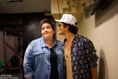Bruno Mars on SNL  10.15.16