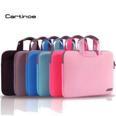 bff06e723a2 Cartinoe Brand 11 12 13 14 15 inch Laptop Bag For Macbook Air Pro Retina Laptop  Case for Xiaomi Air Msi Asus Computer Bag