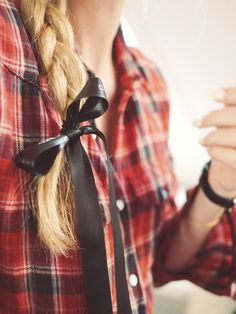 *Plaid shirts for women is a great idea for those cold winter days to add a little spice to an outfit....