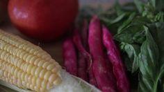 Porotos granados by viviendosolo. Una de las miles de forma bonitas de hacer la receta chilena de Porotos Granados.