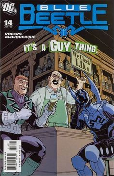 The Blue Beetle #14 (Jun 2007, DC) - VF