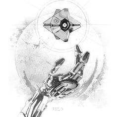 destiny ghost tattoo - Buscar con Google