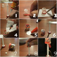 Foro de casas de muñecas y miniaturas :: Ver tema - MAQUINA DE DULCES