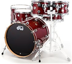 DW Finish Ply Ruby Glass SSC+