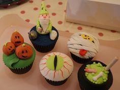 Halloween Cupcakes | Flickr - Photo Sharing!