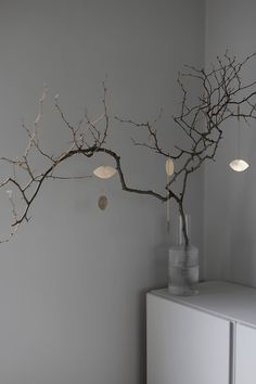 Christmas Decorations, ideas, minimal:5 days of Christmas alternative tree decorations – Ollie & Seb's Haus