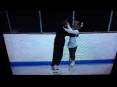 11 and 10 year old Meryl Davis and Charlie White at the 1998 Indy Challenge