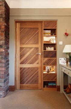 HM HandMade: Door with a secret...