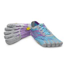 SeeYa LS Womens  Blue/Violet/Grey - Barefoot Junkie - Vibram Fivefingers