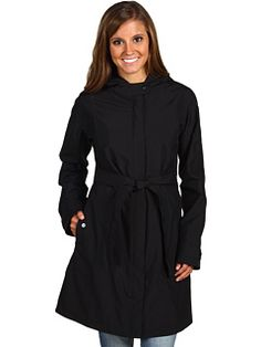 Patagonia Arborist Trench Coat- I need an actually waterproof light jacket.. this just might be it