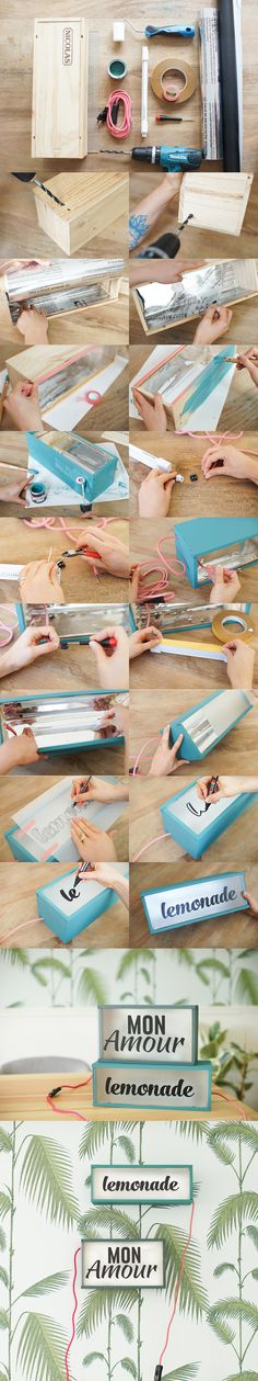 DIY Light Box http://makemylemonade.com/diy-light-box/