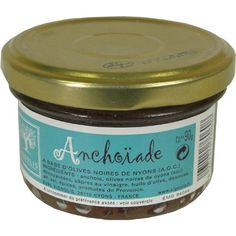 Anchovy Paste with Nyons Olives Anchoiade aux Olives 3.2 oz *** Discover this special product, click the image : Quick dinner ideas.