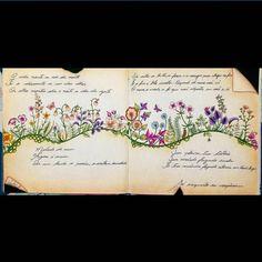 """Por @victorialorrana """"Escrevi uma música que amoooo- Anjo mais velho- O Teatro Mágico"""" #jardimsecreto #Minha_Florestaencantada #florestaencantada"""