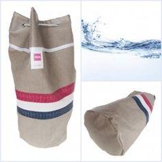 zwem/gym tas      ptt post (gecoat katoen) Bucket Bag, Sport, Model, Bags, Handbags, Deporte, Pouch Bag, Excercise, Taschen