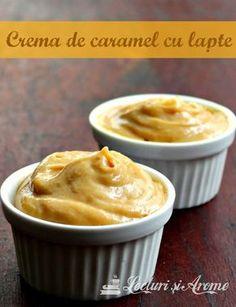 crema de caramel cu lapte Sweets Recipes, Cake Recipes, Cooking Recipes, Romanian Food, Pastry Cake, Food Humor, Food Cakes, Homemade Cakes, Desert Recipes