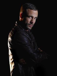 Nick Blood as Nick Hunter in Marvel's #AgentsOfSHIELD - Season 2